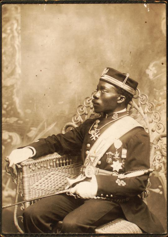 James Robert Spurgeon, Past Master by Affiliation of Carthaginian no. 47 (Prince Hall)