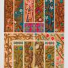 Moyen âge : XVe siècle (deuxième partie) : enluminures de manuscrits.