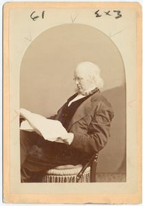 Horace Greeley, 1811-1872.
