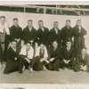 The Swimming Team at the United States Naval Academy, 1926, Annapolis, Md.