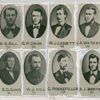 Some of the Members of the Rutgers Football Team Which Defeated Princeton on November 6, 1869