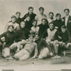 Football Team, 1898, at the University of Wisconsin