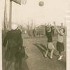Basket Ball at the Friends School, Washington, D.C.