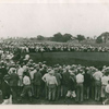 The Gallery at the 1926 Open Championship Scioto Country Club, Columbus, Ohio