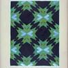 Colored decorative design