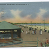 Boardwalk and Beach, South Beach, Staten Island, N.Y. [people; boardwalk and bandstand.]