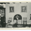 Billop(sic) House, Conference Room, (1668) Staten ISland, N.Y. by Ottilie Johnson