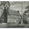The Conference House (erected 1668) Tottenville, Staten Island, N.Y.
