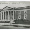 Stapleton Court House, Targee Street, Stapleton, Staten Island.