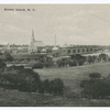 Mt. Loretto, Staten Island, N.Y. [view of complex from hill]
