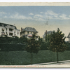 Residence on Stapleton Heights, Stapleton, S.I., N.Y.  [large houses on hillside]