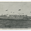 Floating Hospital, St. John's Guild, Sea Side Hospital, New Dorp, Staten Island, N.Y. [ship on open water]