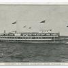 Floating Hospital, St. John's Guild, Sea Side Hospital, New Dorp, Staten Island, N.Y. [ship on open water]