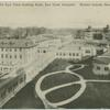 Sectional Bird's-Eye View looking East, Sea View Hospital Staten Island, New York City