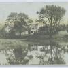 Mill Pond At the Cause-Way Bet. Port Richmond & W.N.B.S.I. (sic)