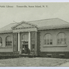 New York Public Library, Tottenville, Staten Island, N.Y.