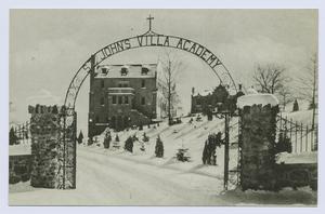 St. John's Villa Academy, Arro... Digital ID: 104972. New York Public Library