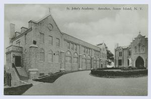 St. John's Villa Academy, Stat... Digital ID: 104975. New York Public Library