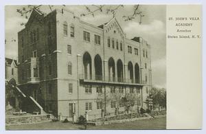 St. John's Villa Academy, Arr... Digital ID: 104976. New York Public Library