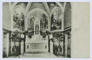 The Sanctuary, St. John's Vill... Digital ID: 104977. New York Public Library