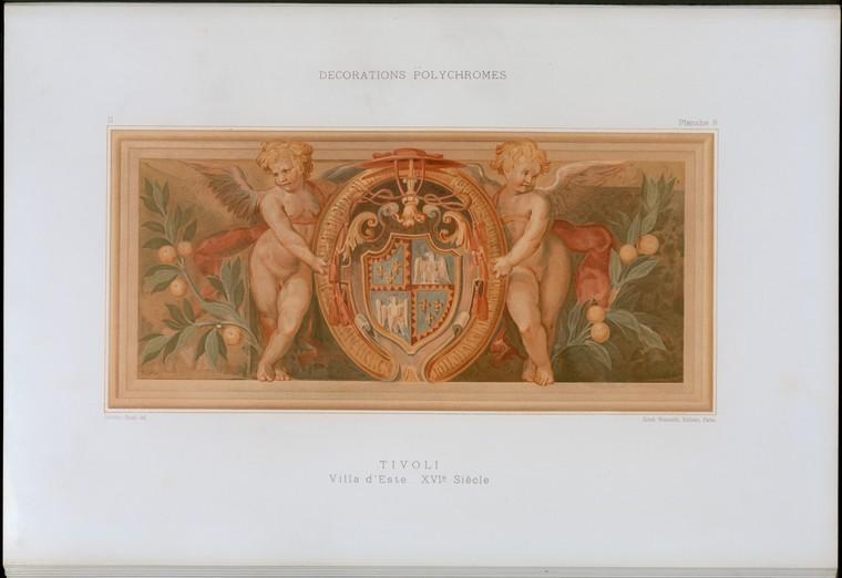 Tivoli: Villa d'Este, XVIe siècle