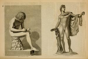 [Boy extracting a thorn. (Rome... Digital ID: 109885. New York Public Library