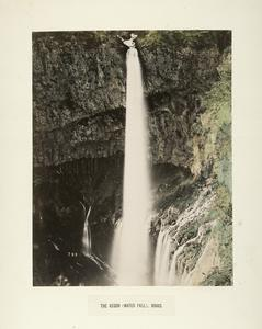 The Kegon (Water Fall), Nikko