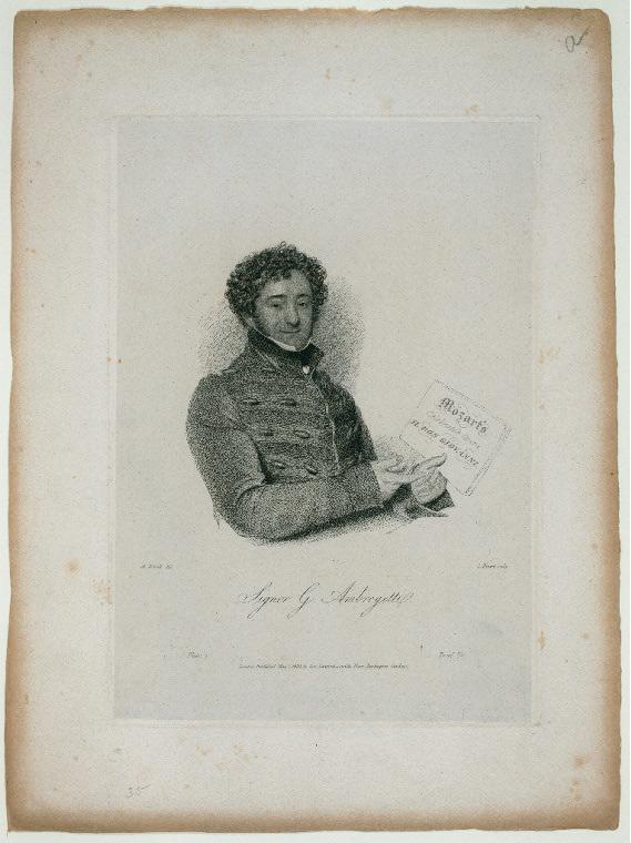 Signer G. Ambrogetti