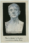 Bust of Auber, by Dantan;