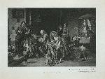 Morning prayers in the family of Sebastian Bach