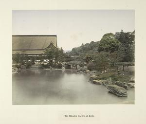 The Mikado's Garden, at Kioto