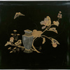 Back Cover (Flower Vase and Butterfly)