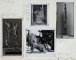 Bali - Sculpture. (1) Fou