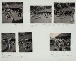 Baris omang, Bajung Gèdé; Baris Persi, Bajung Gèdé; Baris (with krises), Soekawana.