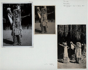 Rangda, Ketadon; Rangda, with Legong, Ketadon;