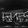 """Scene with Louis Wolheim as Robert Smith """"Yank"""" (centre, standing)."""