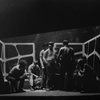 """Scene with Louis Wolheim as Robert Smith """"Yank"""" (extreme left, seated)."""