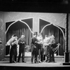 """Scene from """"The Hairy Ape"""" (Provincetown Theatre, NY, 1922)."""