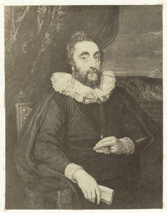 [Thomas Howard Arundel, Earl of. miniature portrait.]
