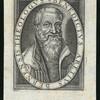 Benedictus Aretius Bernensis theologus.