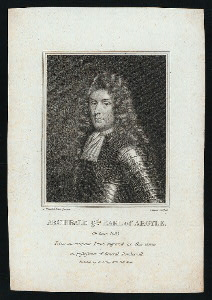 Archibald 9th, earl of Argyle, ob. June 1685.