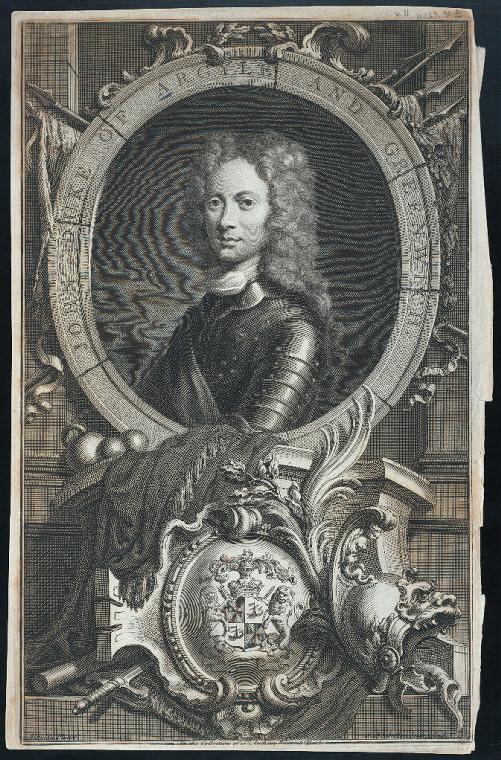 John duke of Argyle and Greenwich.
