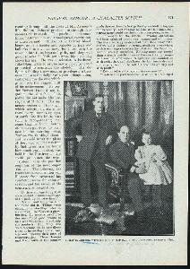 Philip D. Armour : a character sketch : Phillip D. Armour, with his son, Philip D., Jr. and grandson, Philip D. (3d).