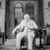 """Otis Skinner (Papa Juan) in """"A hundred years old."""""""
