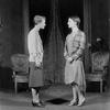 Hope Williams as Linda Seton (left) and Dorothy Tree as Julia Seton (right).