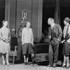 L to R: Dorothy Tree (Julia Seton), Hope Williams (Linda Seton), Donald Ogden Stewart (Nick Potter) & Barbara White (Susan Potter).