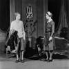 Hope Williams as Linda Seton and Beatrice Ames as Delia.