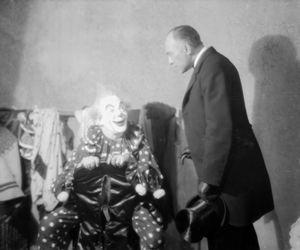 Richard Bennett as He and Ernest Cossart as Briquet.