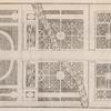 [Plan of the garden.]