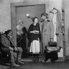 L to R: Frank Conroy (Richard, seated), Ruth Hammond (Marie), Alice Brady (Anna) and otto Kruger (Karl).